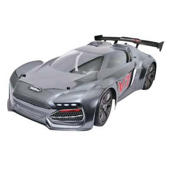 HoBao 1/8 Hyper VT On-Road Elec RTR Grey with 150A HOAHB-VTE-C150DG