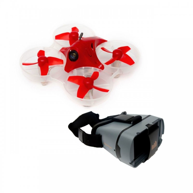 Blade Inductrix FPV with Headset Adapter RTF BLH9600HA