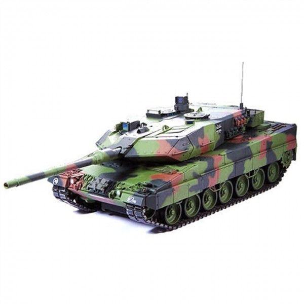 Tamiya 1/16 Leopard 2 A6 Battle Tank Kit TAM56020