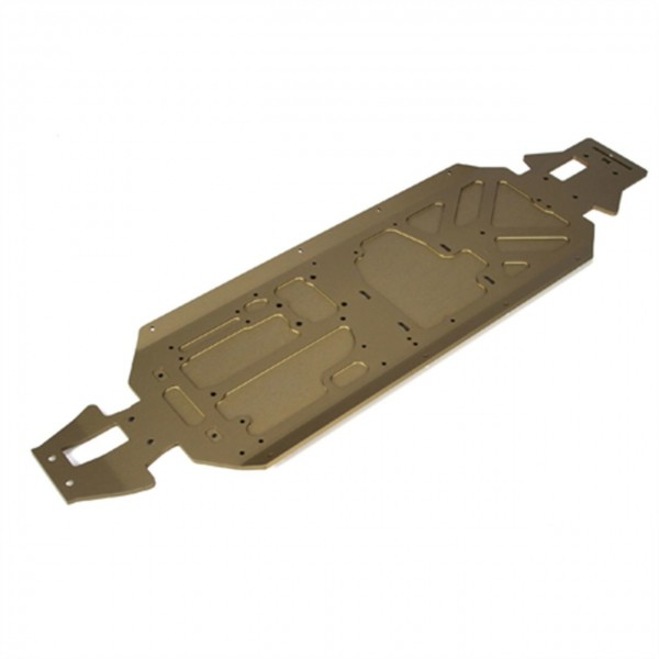 Losi Main Chassis Plate 5IVE-T LOSB2540