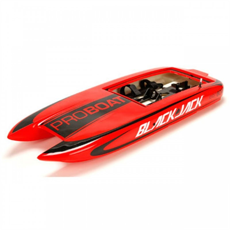 Pro Boat Hull and Decals: Blackjack 29 V3 PRB28100...