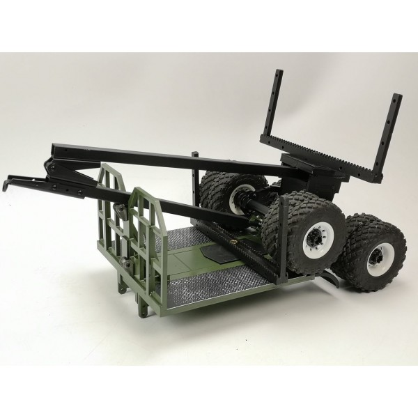 Cross RC BC-8 T835 Logging Trailer Kit CZR90100033