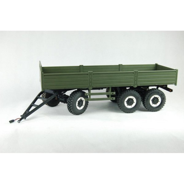 Cross RC T005 Articulated 3-Axle Trailer Kit CZR90...