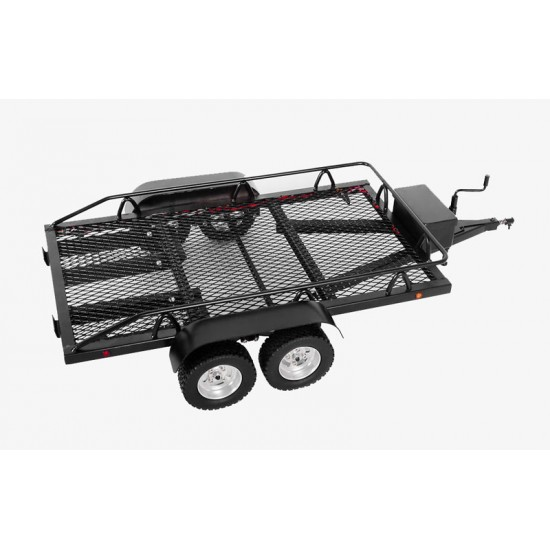 RC4WD BigDog Dual Axle Scale Car/Truck Trailer RC4Z-H0003