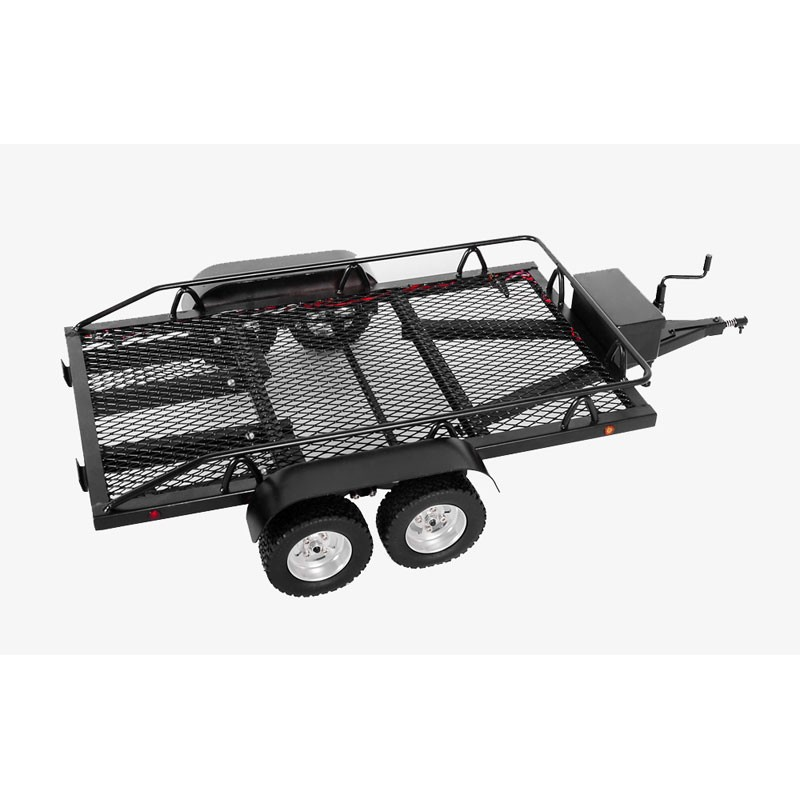 RC4WD BigDog Dual Axle Scale Car/Truck Trailer RC4...