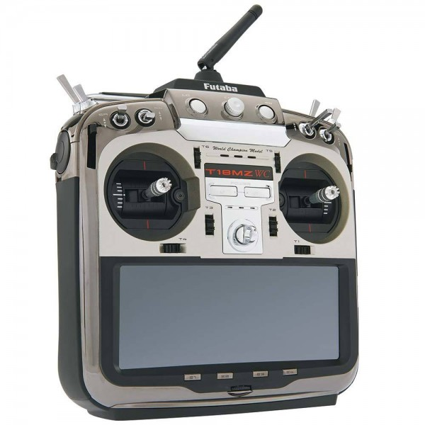 Futaba 18MZA WC 18-Channel Air Computer Radio Syst...