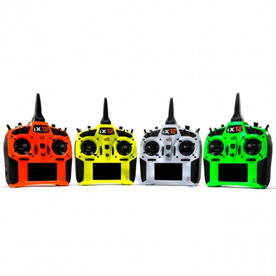 Spektrum iX12 12 Channel Transmitter Only SPMR12000-COLORS