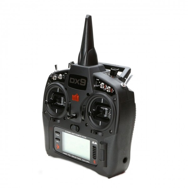 Spektrum DX9 Black Transmitter Only MD2 SPMR9910