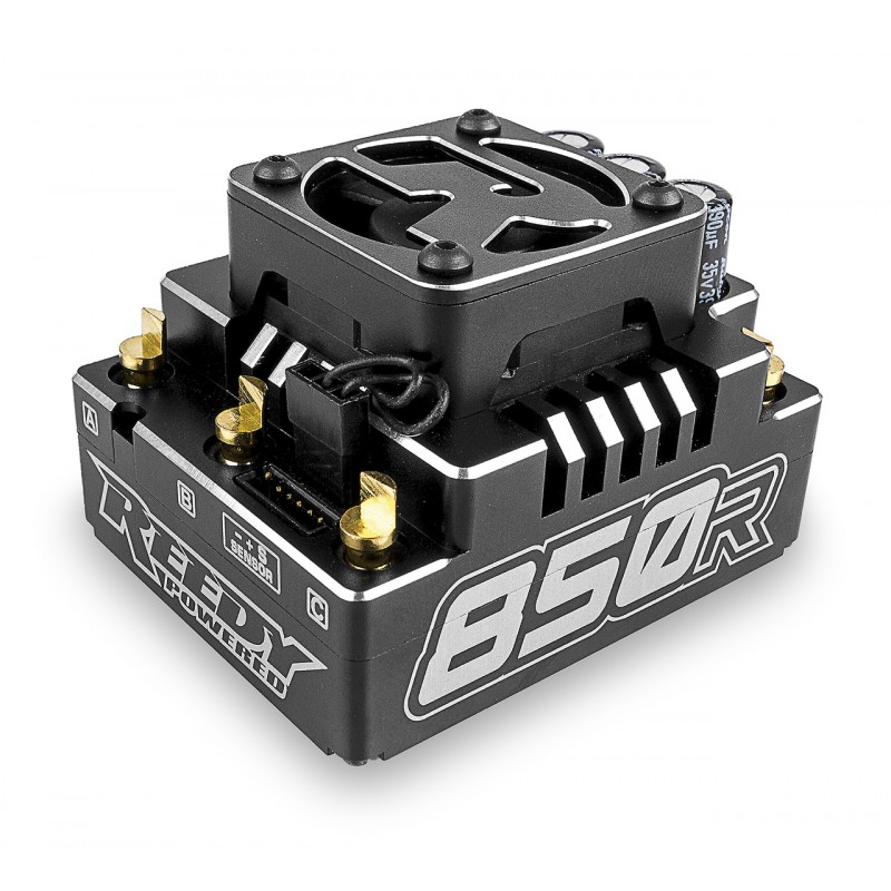 Associated Blackbox 850R 1/8 Competition ESC ASC27007