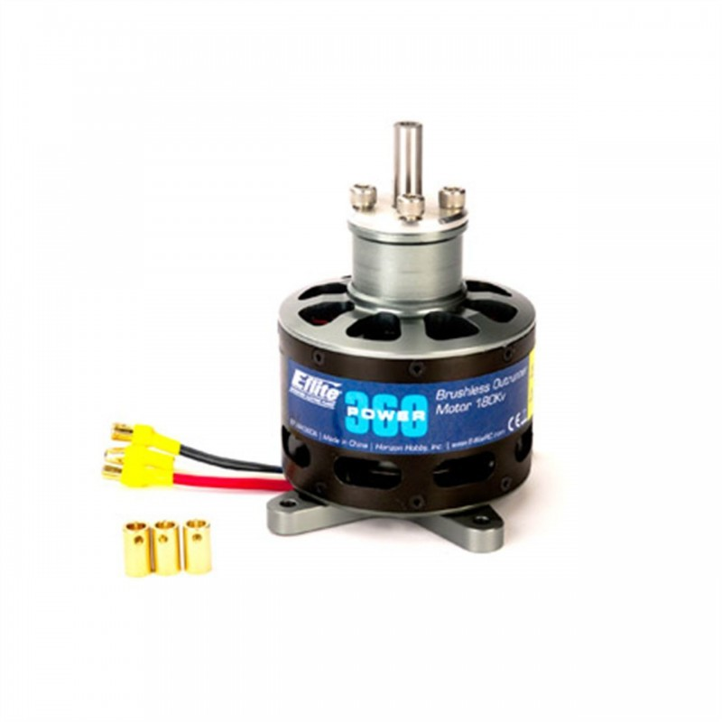 E-Flite Power 360 Outrunner Motor Brushless 180K E...