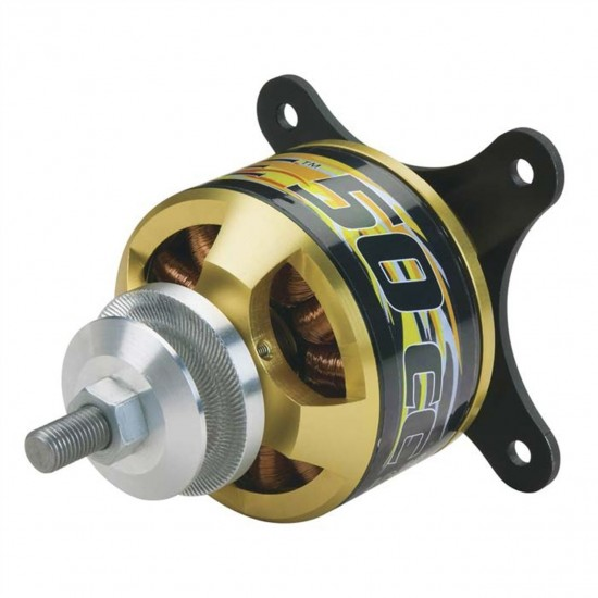 Great Planes Rimfire Outrunner Brushless Motor 50cc 80-75-230 GPMG4800