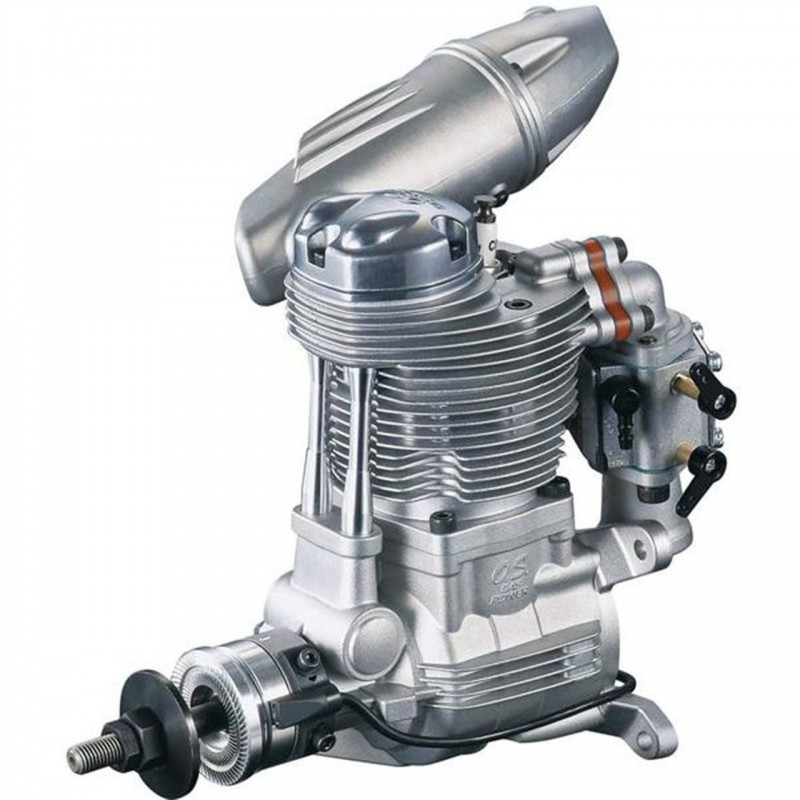 O.S. Engines GF40 Airplane Engine 4-Stroke Gas F-6...