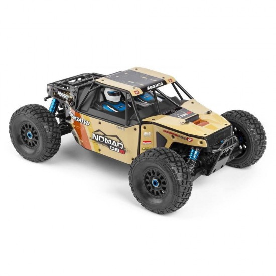 Associated Limited Edition Nomad DB8 RTR ASC80941