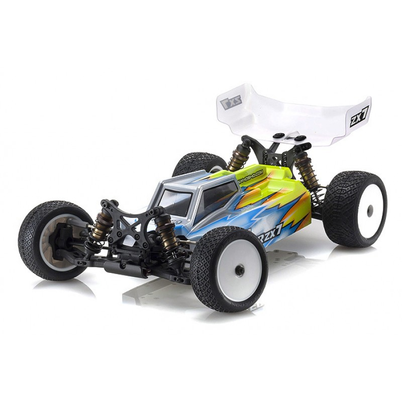 Kyosho LAZER ZX7 4WD Racing Buggy Kit KYO30048B