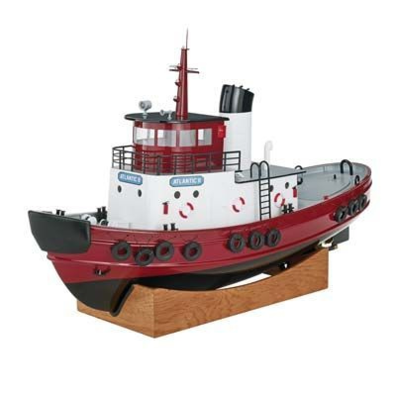Aquacraft Atlantic II Harbor Tug 2.4GHz TTX491 RTR AQUB5726