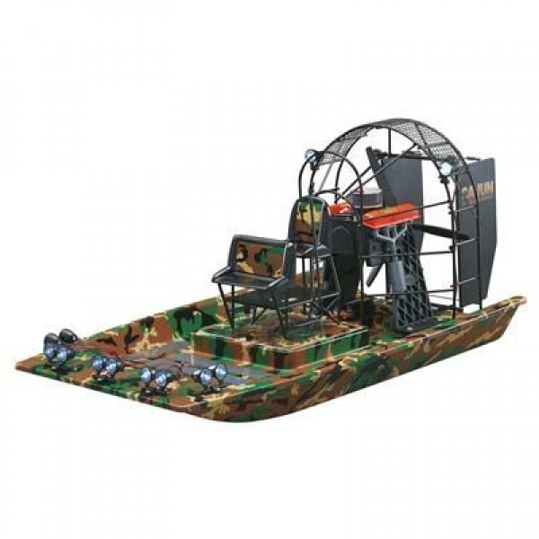 Aquacraft Cajun Commander Brushless Scale Airboat ...