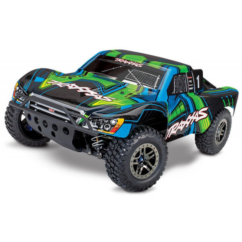 Traxxas Slash 4X4 Ultimate 1/10 Scale 4WD Electric Short Course Truck TRA68077-4