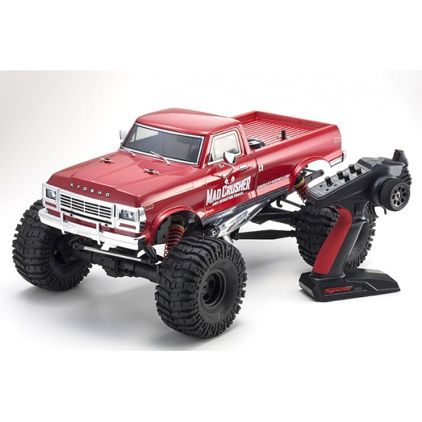 Kyosho Mad Crusher GP-MT 4WD Nitro Monster Truck R...