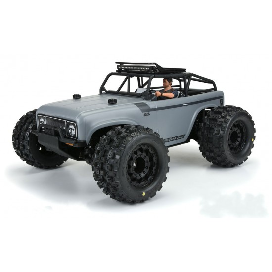 ProLine Pre-Built Ambush Monster Truck 4x4 Roller PRO4005002