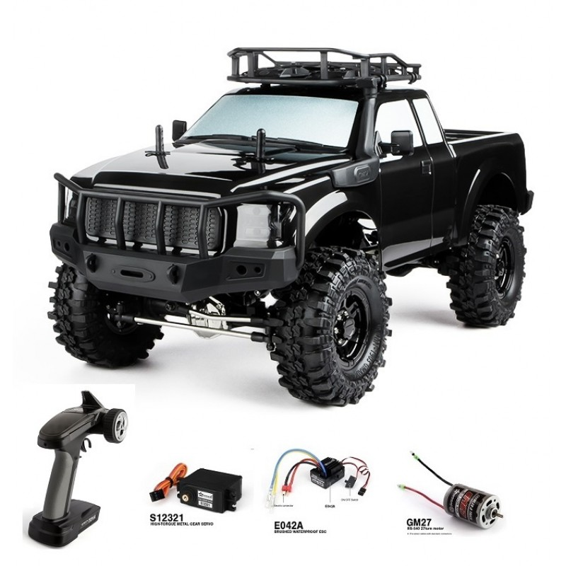 Gmade KOMODO RTR, GS01 4WD Off-Road Adventure Vehicle GMA54016