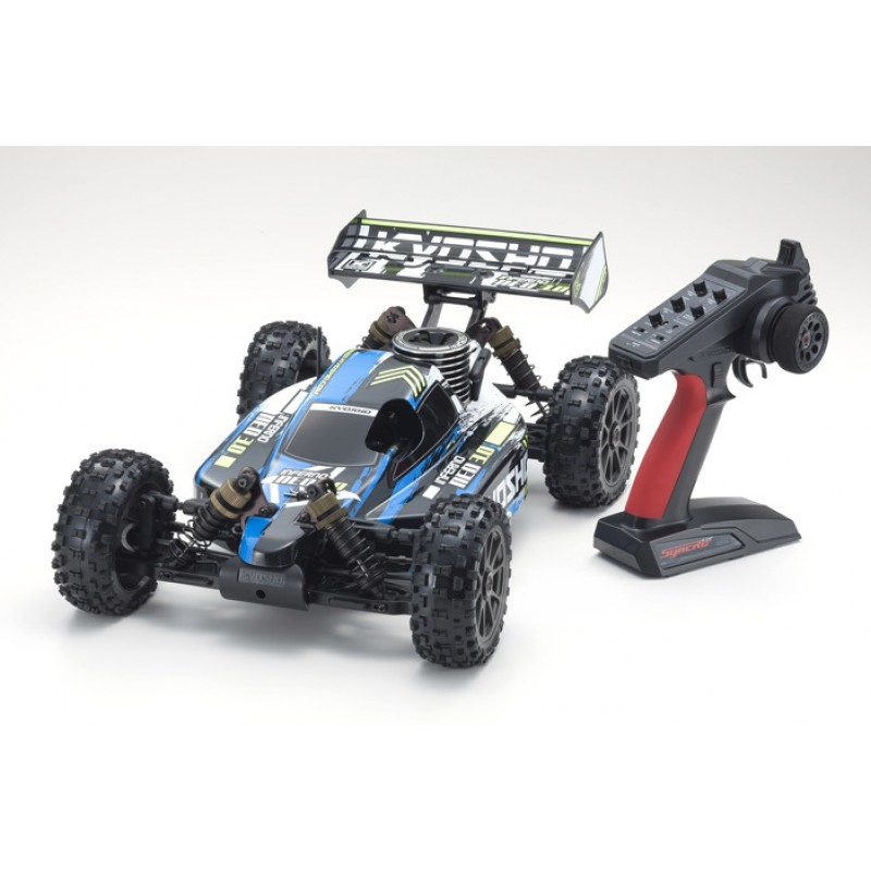 Kyosho Inferno Neo 3.0 Type 1 1/8 GP 4WD RTR Blue KYO33012T1B