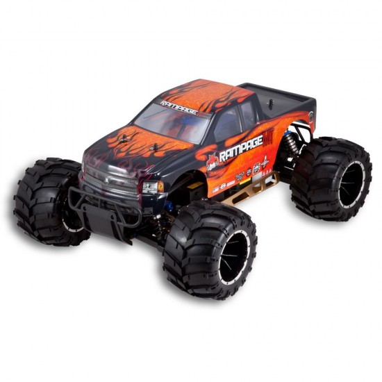 Redcat Racing Rampage MT V3 1/5 Scale Gas Monster Truck REDRAMPAGE-MT-V3-OF