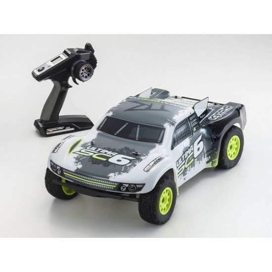 Kyosho Ultima SC6 Ready Set with Team Orion KYO30859B