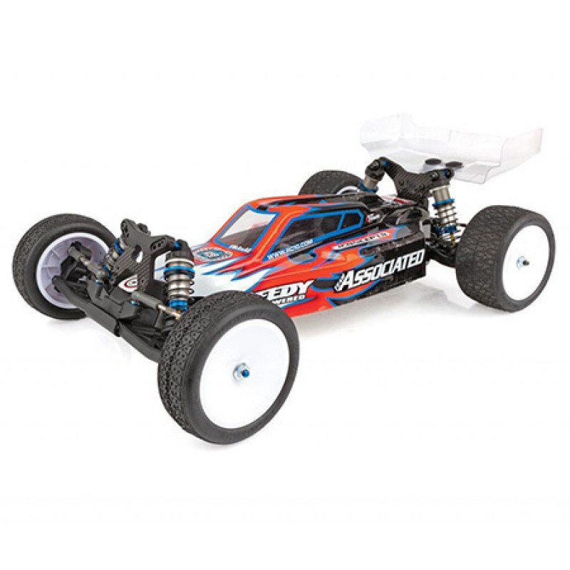 Associated RC10B6.1 Factory Lite Kit 1/10 2WD Buggy ASC90022