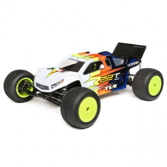 Team Losi Racing 22T 4.0 Race Kit 1/10 2WD Stadium Truck TLR03015