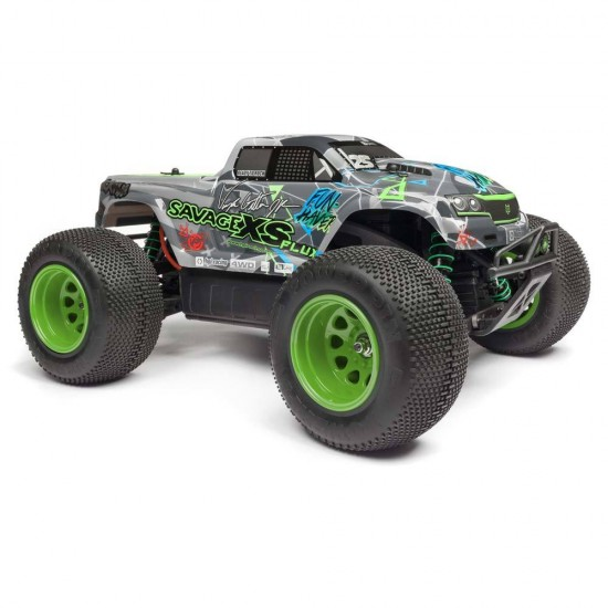 HPI Racing Savage XS Flux Vaughn Gittin Jr 4WD HPI115967