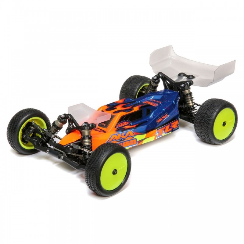 Team Losi Racing 22 5.0 DC Race Kit 1/10 2WD Buggy Dirt/Clay TLR03016
