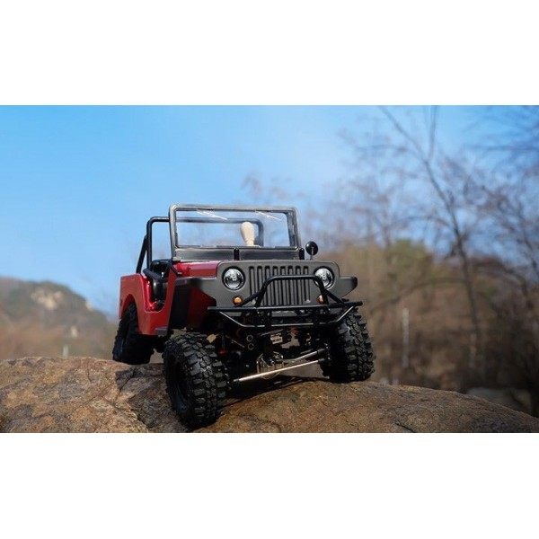 Gmade SAWBACK 4LS, GS01 4WD Off-Road Vehicle Kit G...