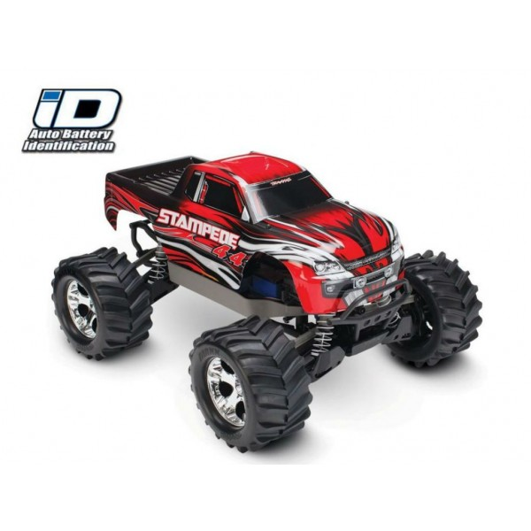 Traxxas Stampede 4x4 Monster Truck RTR with ID Tec...