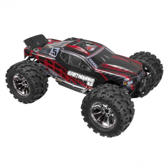 Redcat Racing Earthquake 3.5 1/8 Nitro Monster Truck REDEARTHQUAKE3.5-NEW-RED