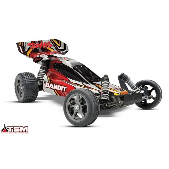 Traxxas Bandit VXL 1/10 Buggy with TSM TRA24076-3