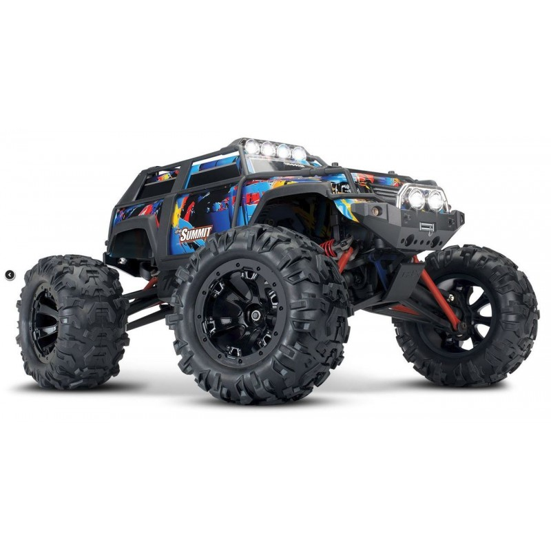 Traxxas Summit 1/16 4WD Extreme Terrain Monster Truck TRA72054-5