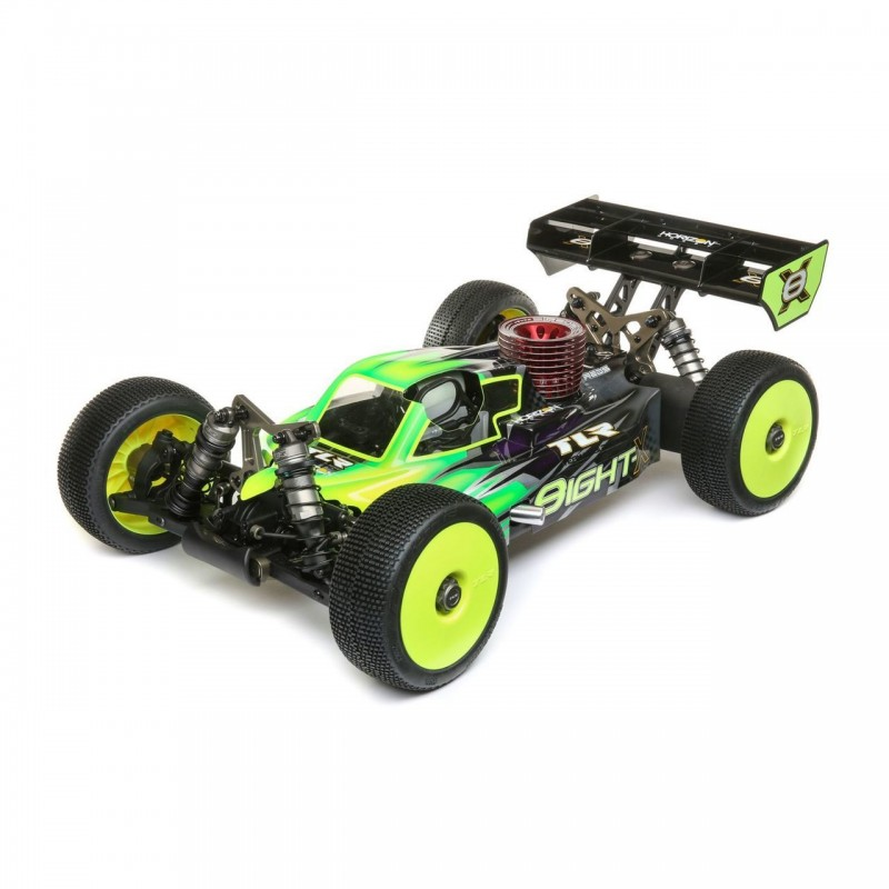 Losi 8IGHT-X Race Kit 1/8 4WD Nitro Buggy TLR04007