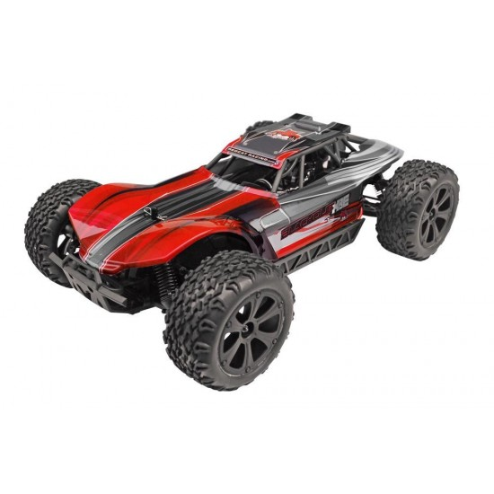 Redcat Racing Blackout XBE PRO Brushless 1/10 Buggy Red REDBLACKOUT-XBE-PRO-RED