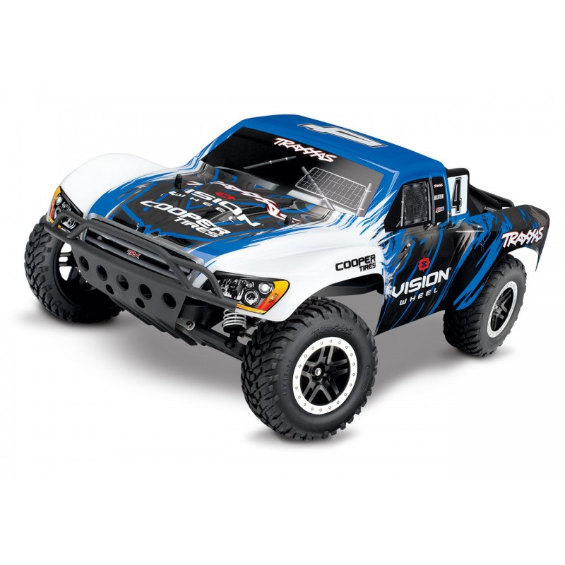 Traxxas Slash 2WD Short Course Truck with DC Charger TRA58034-1