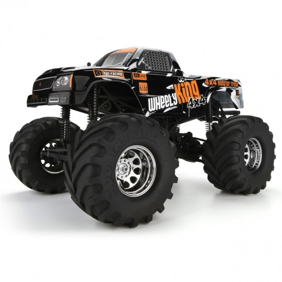 HPI Wheely King 4X4 1/12 Monster Truck RTR with 2.4GHZ HPI106173
