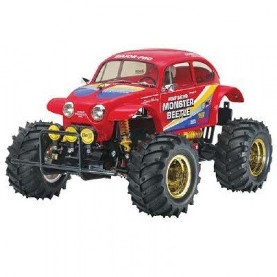 Tamiya RC Monster Beetle 2015 TAM58618