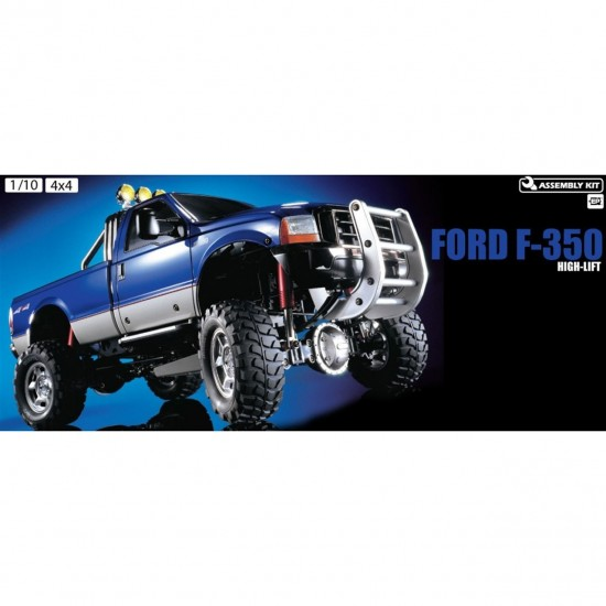 Tamiya Ford F350 High-Lift 1/10 Electric Truck Kit TAM58372