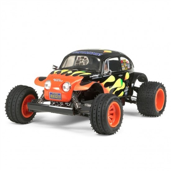 Tamiya Blitzer Beetle 2011, 2WD Off Road 1/10 Buggy Kit TAM58502