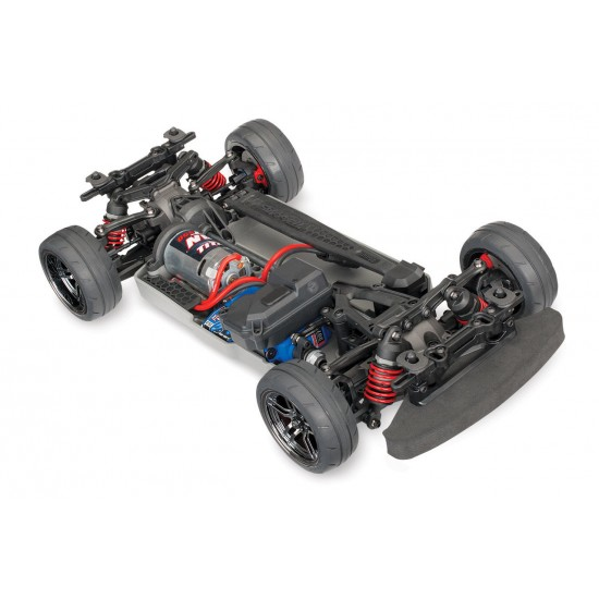 Traxxas 4-Tec 2.0 AWD Chassis with 2.4GHz TRA83024-4