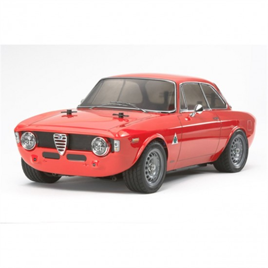 Tamiya Alfa Romeo Giulia Sprint GTA 1/10 On-Road Car Kit TAM58486