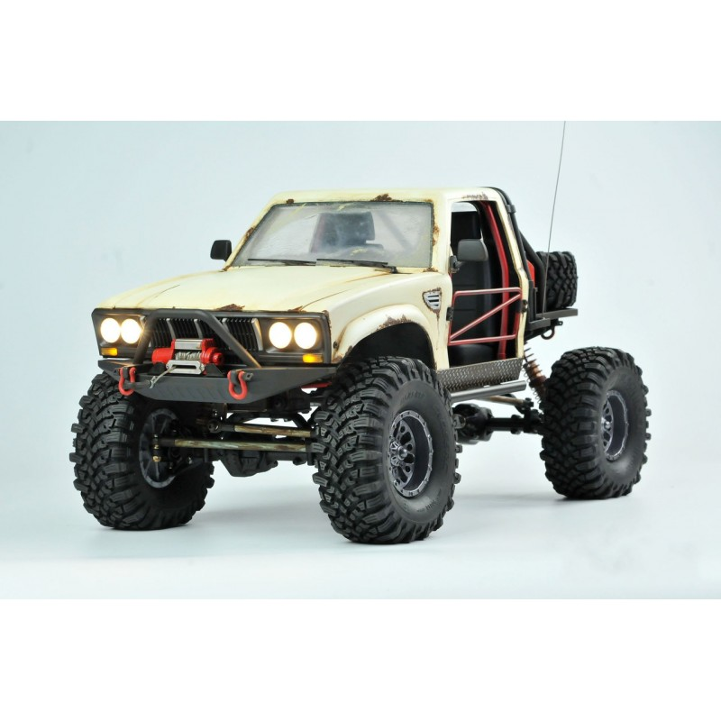 Cross RC SG4C 1/10 Demon 4x4 Crawler Kit with CNC Gears CZRSG4C