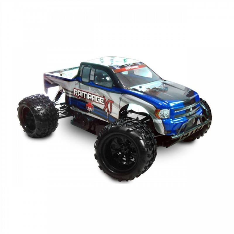 Redcat Racing Rampage XT Truck 1/5 Scale Gas REDRAMPAGE-XT-BLUE