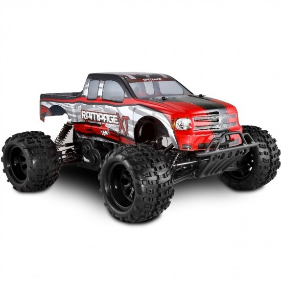 Redcat Racing Rampage XT Truck 1/5 Scale Gas REDRAMPAGE-XT-RED