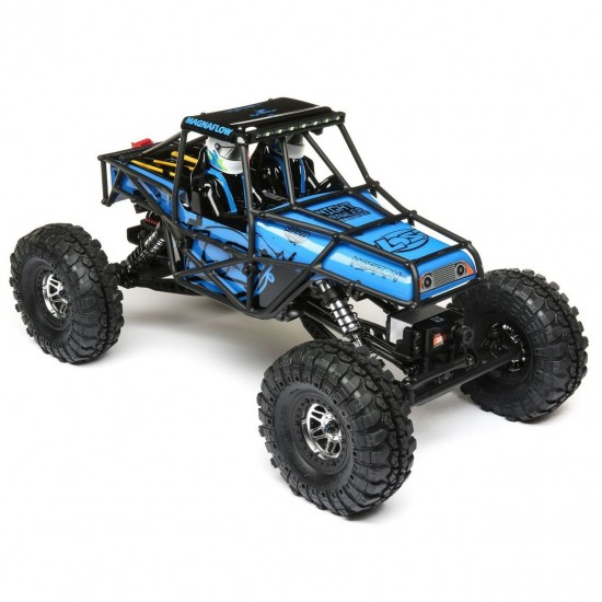 Losi Night Crawler SE 1/10 4WD Rock Crawler RTR LOS03015