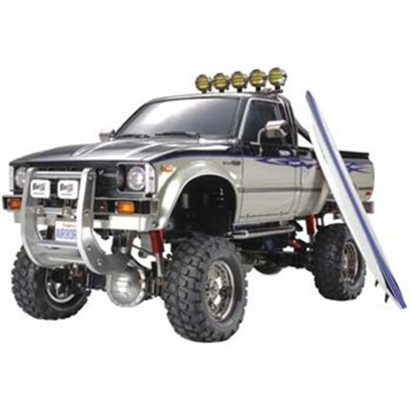 Tamiya Toyota Hilux High-Lift 1/10 Electric Truck Kit TAM58397
